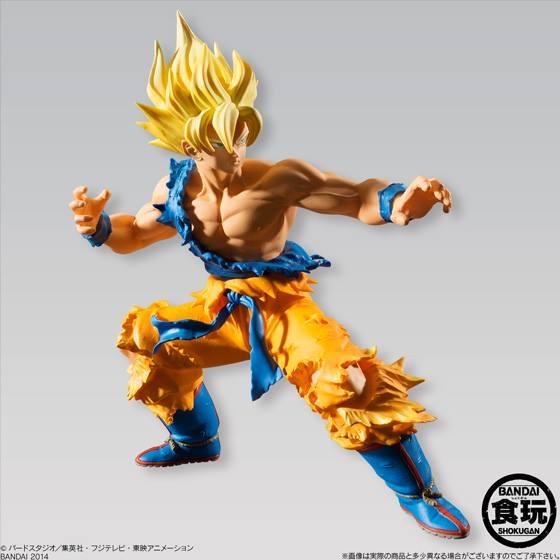 Dragon Ball Styling goku super saiyanjin