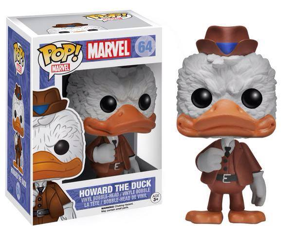 FunkoPOP howard The Duck
