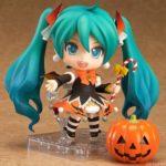 Nendoroid Miku Hatsune Halloween ver, Bon Anninvers Miku !