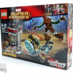 Guardians of the Galaxy – LEGO Set 76020 – La mission d'évasion