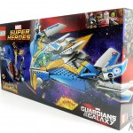 Guardians of the Galaxy – LEGO Set 76021 – L'attaque du vaisseau Milano