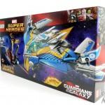 Guardians of the Galaxy – LEGO Set 76021 – L'attaque du vaisseau Milano
