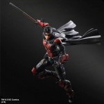 Robin et  Joker Arkham Origins par Play Arts Kai