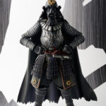 Samurai-daisho Darth Vader du Star Wars par Tamashii Nations