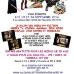 Le salon des Geeks à Velaine En Haye (54)