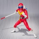 S.H.Figuarts – Aka Ranger – Go Ranger