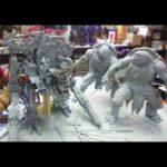 ThreeZero : des protos TMNT et Matrix