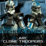 Star Wars TCW : des ARC Troopers par Sideshow