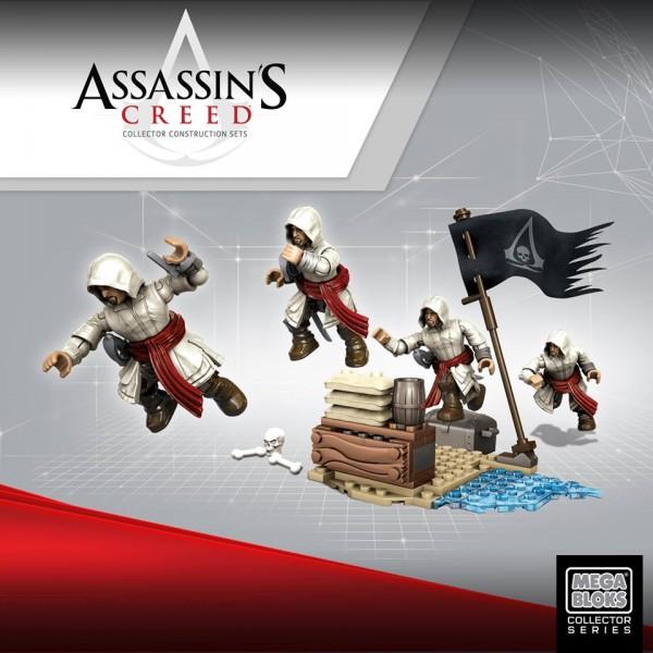 assassins creed megabloks