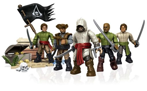 assassin's creed pirate crew