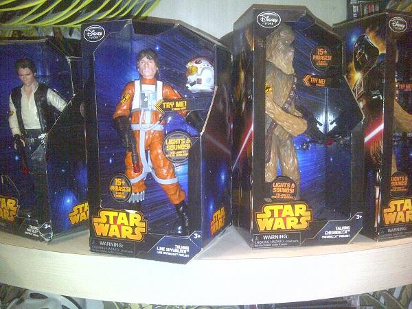 dispo disney store paris star wars marvel (4)