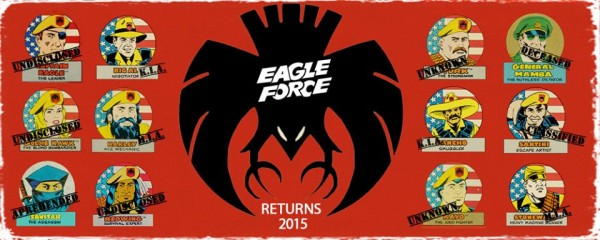eagle force returns