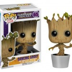 #GotG : Dancing Groot par Funko