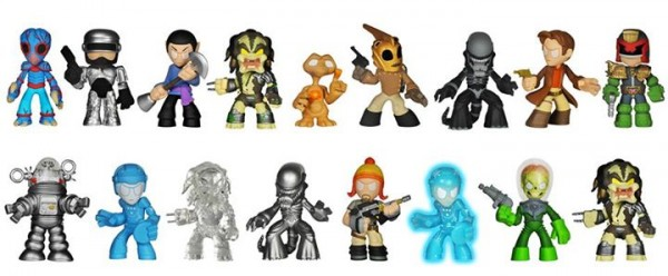 Science Fiction Mystery Minis