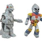 Godzilla : Minimates Series 2