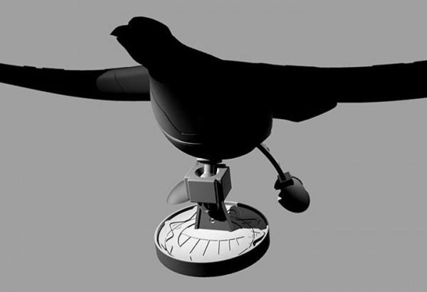 Metaltech du Grand Condor issu de la série animée Franco-japonaise Les Mystérieuses Cités d'Or