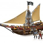 Assassin's Creed par Mega Bloks : Gunboat Takeover