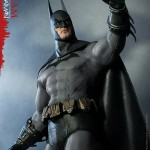 Arkham City Batman par Hot Toys