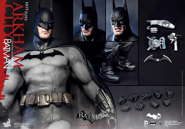hot toys batman arkham city 1