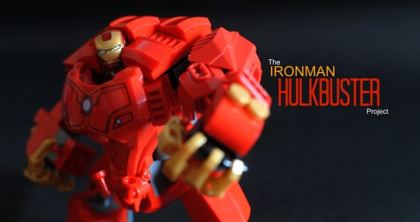 iron man hulk buster lego ideas 1