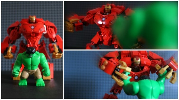 iron man hulk buster lego ideas