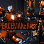 Iron Man Peacemaker par Hot Toys