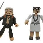 Kill Bill : nouveau set Minimates annoncé
