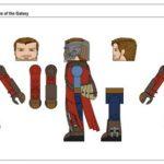 Marvel Minimates #GotG : les control arts