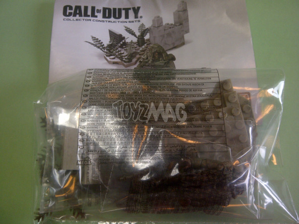 mega bloks call of duty 14