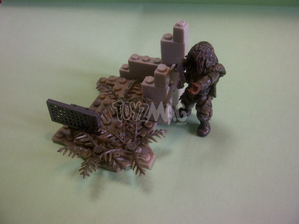 mega bloks call of duty 16