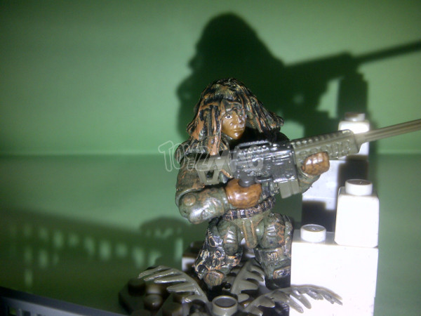 mega bloks call of duty 18