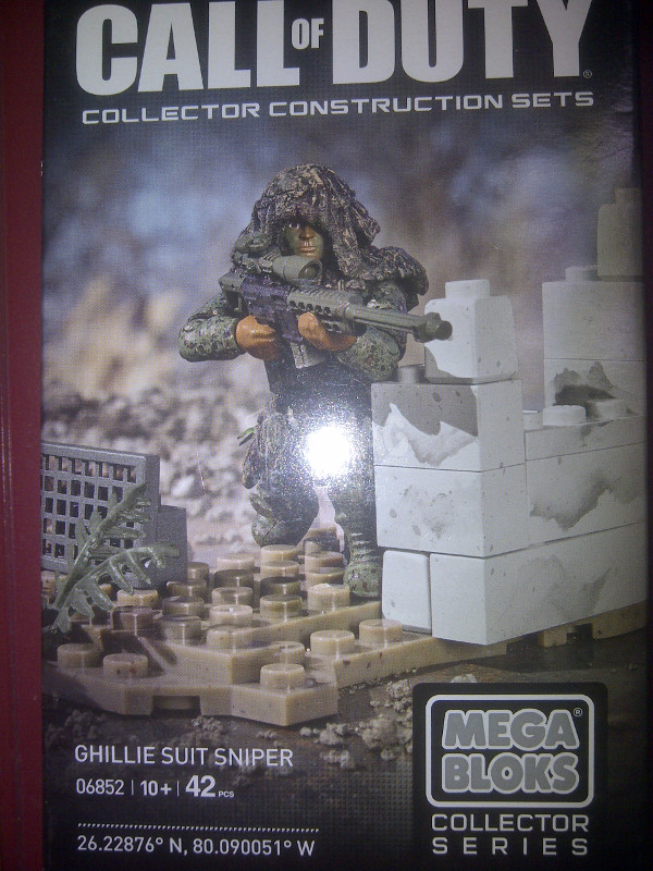 mega bloks call of duty 2