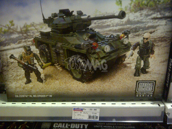 mega bloks call of duty 24