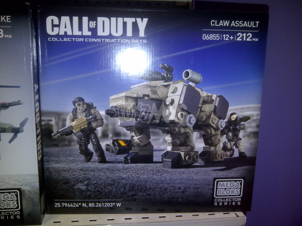 mega bloks call of duty 25