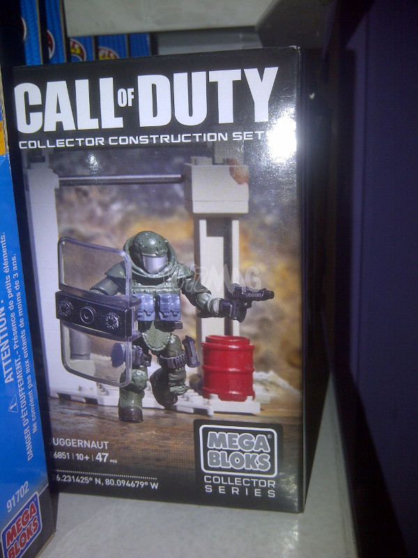 mega bloks call of duty 26