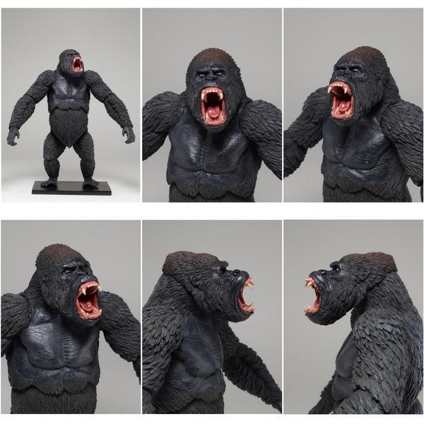 neca pota gorille paintmaster