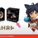League of Legends : le packaging de  Ahri Nendoroid