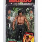 Rambo 2 : NECA dévoile le packaging