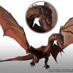 Hobbit : un Smaug de 50cm en préco