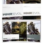 WWR EVOL : nouveau packaging par ThreeA