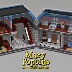 LEGO Ideas : un set Mary Poppins !