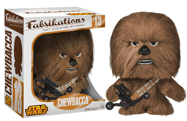 Chewbacca  Star Wars Fabrikations  GREEDO