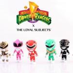 Power Ranger en Action Vinyl