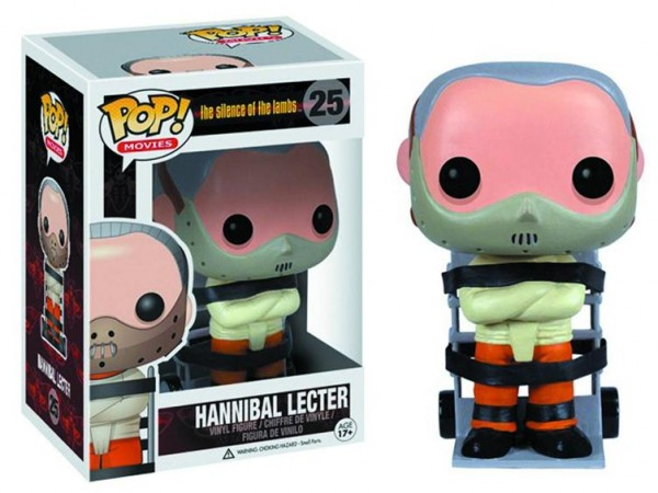 FNK pop hannibal lecter