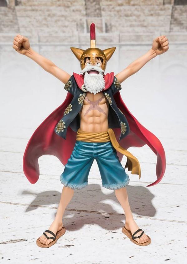 FiguartsZERO - Gladiator Lucy - One Piece