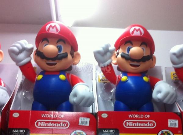 world Of nintendo jumbo Mario