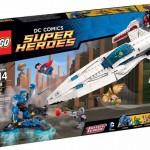Des sets LEGO Justice League en 2015