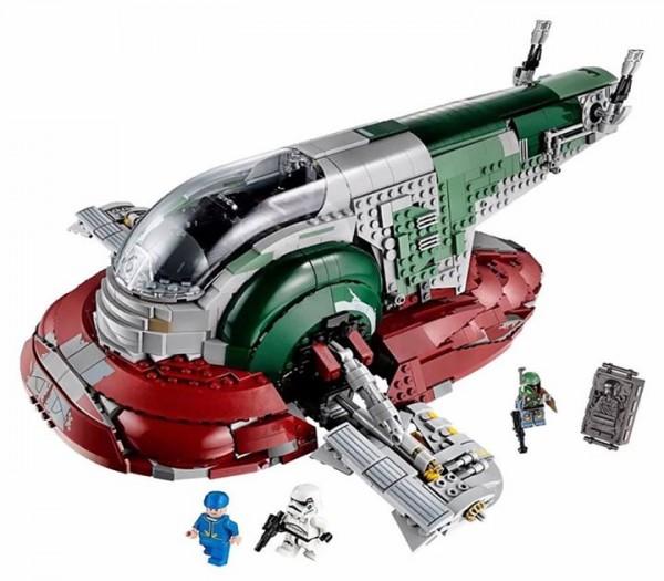 LEGO 75060 Slave I UCS