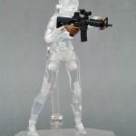 LittleArmory-OP1: figma Tactical Gloves (Coyote Tan)
