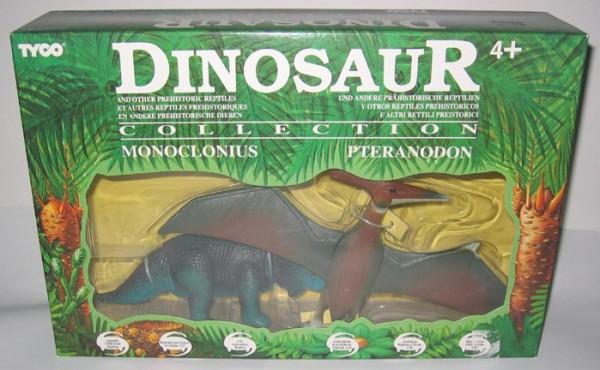 Ptéranodon série Dinosaurs